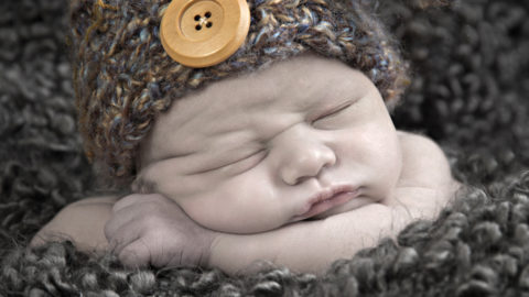 Saskatoon newborn photo